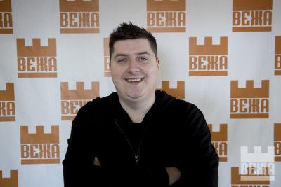 """Стас Жирков, директор театру """"Золоті ворота"""", куратор театрального напрямку фестивалю """"Карпатський простір"""" (АУДІО)"""