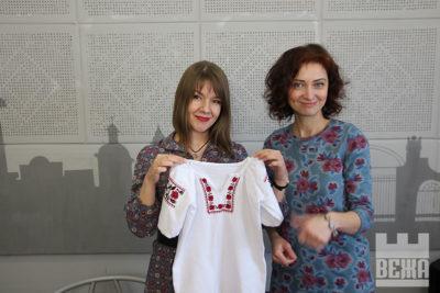 Ірина Качуріна, вишивальниця (АУДІО)