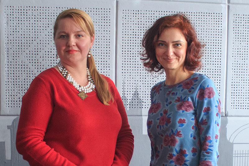 Ольга Попова майстриня прикрас з самоцвітів (АУДІО)