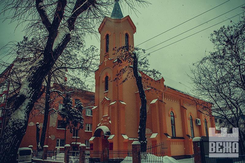 Костел Аве Марія із середини (ФОТО)