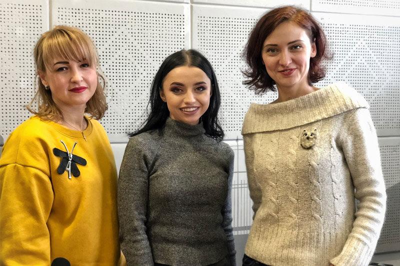 Катерина Семененко та Анна Тарас косметологи (АУДІО)