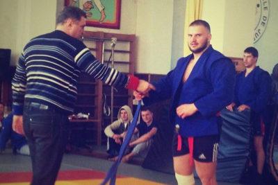 Василь Стримбіцький, власник мережі спортивних клубів (АУДІО)