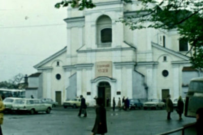 Відкриття обласного художнього музею (1980) (ВІДЕО)