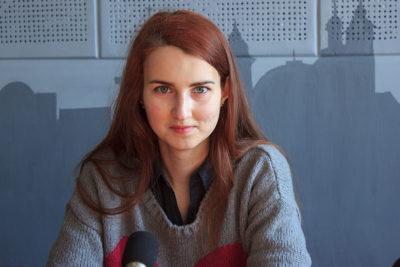 Аліна Касілова, психолог (АУДІО)