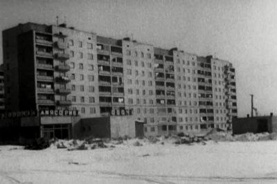 Розбудова Івано-Франківська: Позитрон, Пасічна, центр (1980) (ВІДЕО)