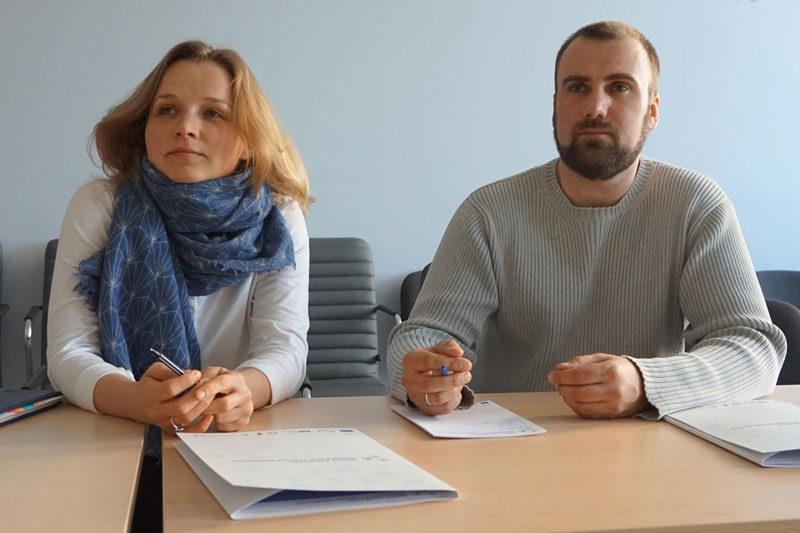 Ігор Мельничук та Маргарита Женчук: Школа проектного менеджменту (АУДІО)