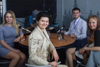 Олександра Загородня, Тетяна Сніжко, Марта Данилко. Репродуктивне здоров'я (АУДІО)
