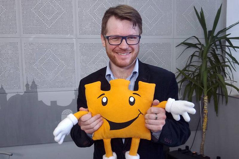Віктор Свінціцький, інспектор з питань міжнародних проектів Управління неінвестиційних проектів Адміністрації міста Люблін (АУДІО)