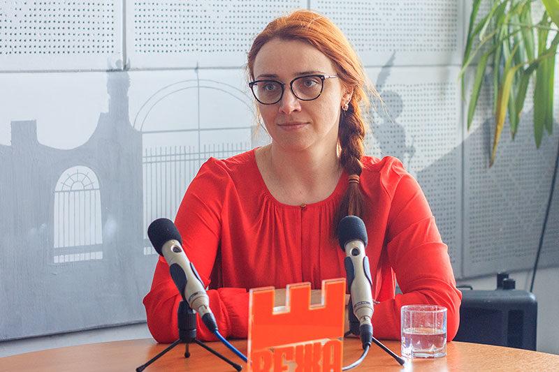 Наталія Мухітдінова, керівник регіонального департаменту компанії Eleks Ivano-Frankivsk (АУДІО)