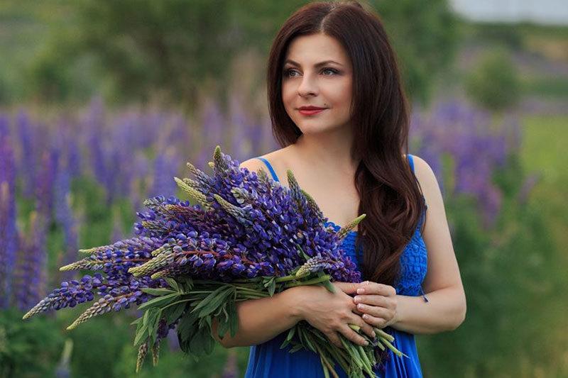 """Оксана Муха: """"Вечірні зорі, вогонь горить, і звучать """"Квітчині пісні"""". Цей голос я чую і досі"""""""