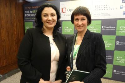 Іванна Климпуш-Цинцадзе, віце-прем'єр-міністр із питань євроінтеграції (АУДІО)