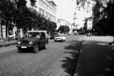 Вулиця Муравйова (1987 р.) та види міста (1988 р.) (ВІДЕО)