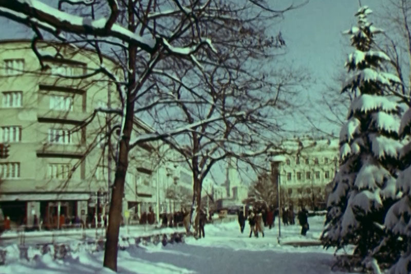 """Перший промо фільм міста """"Город у Карпат""""- ч. 3 (1981) (ВІДЕО)"""
