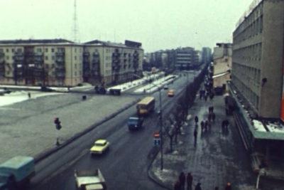Робота Драмтеатру (1982) та відкриття погруддя Безкровному (1983) (ВІДЕО)