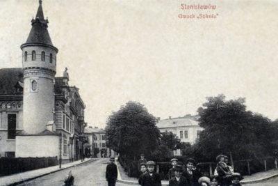 """Будинок """"Сокола"""" у Станиславові (ВІДЕО)"""