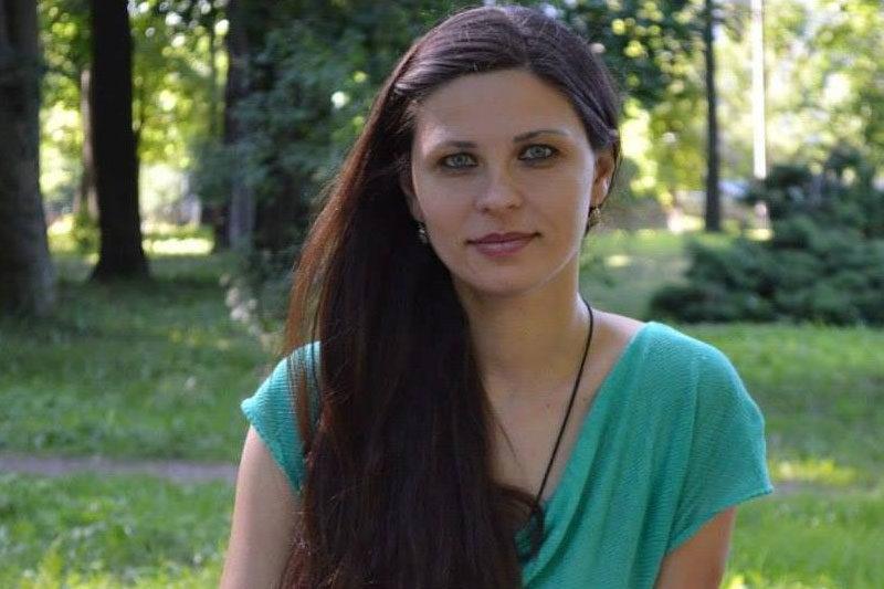 Ілона Шукшина, громадська активістка, представниця асоціації музикотерапевтів України (АУДІО)