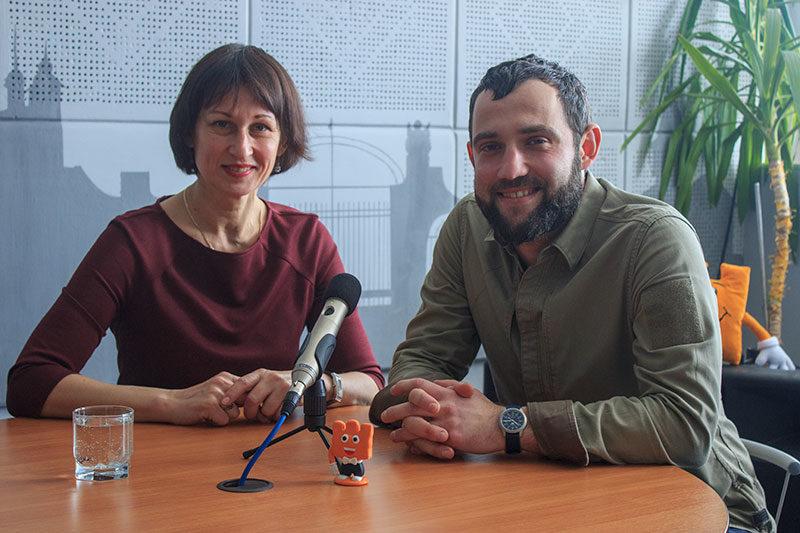 Андрій Підгурський, представник Фонд Інституту Свободи у Варшаві (АУДІО)
