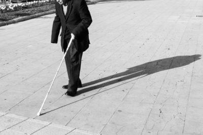 Життя без перешкод. Буденні труднощі незрячих франківців (ФОТО)