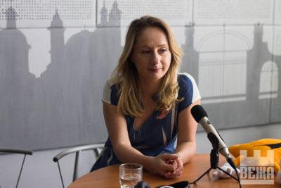 """Надія Зайончковська, продюсер фільму """"Фелікс Австрія"""" (АУДІО)"""