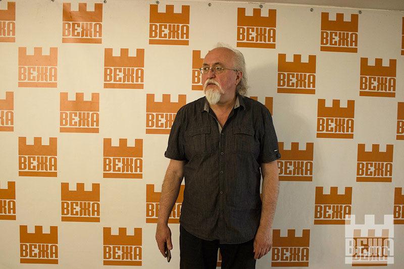 Юрій Винничук, письменник (АУДІО)