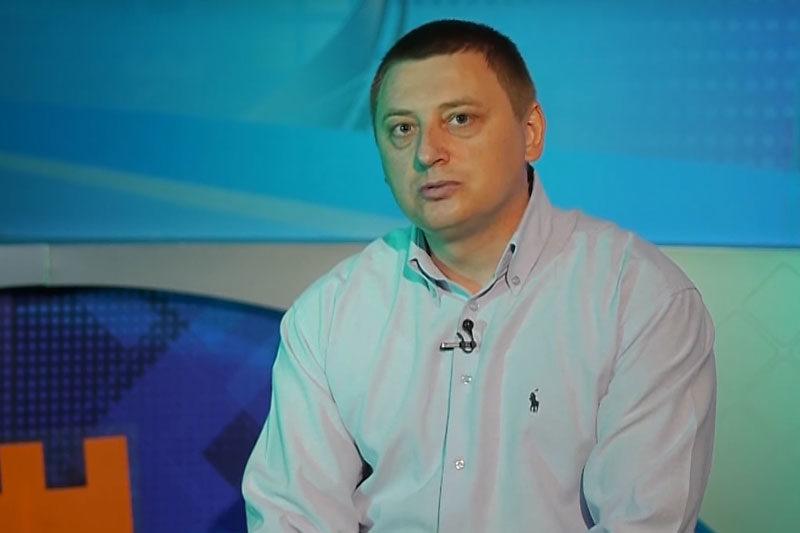 Роман Микитчук, поліграфолог детектора брехні (ВІДЕО)