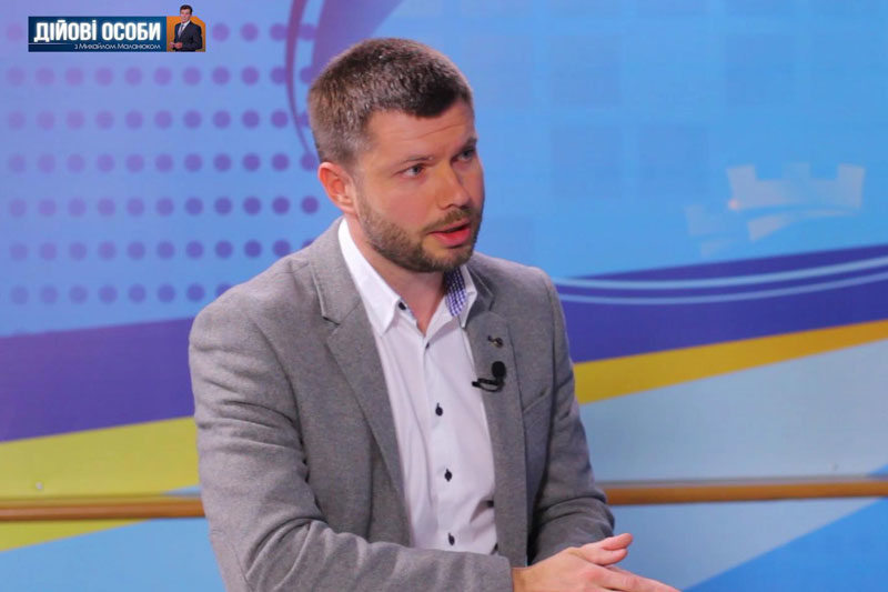 Сергій Жумбей, експерт із землеустрою (ВІЕДО)