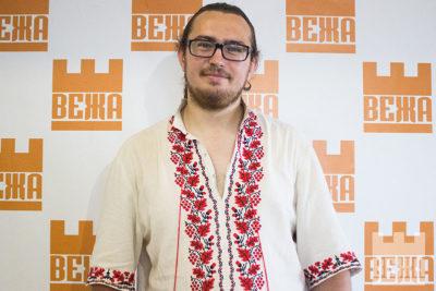 Назар Розлуцький, колишній вояк АТО, історик, письменник (АУДІО)