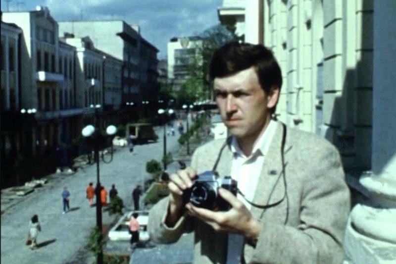 Лікар-винахідник Ф. Мамчур та перша виставка І. Роп'яника (1988 р.) (ВІДЕО)