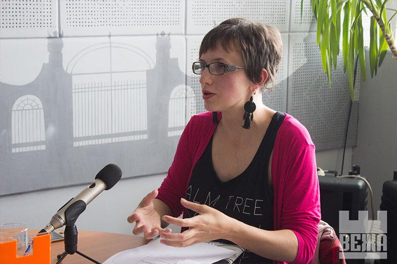 Уляна Худяк. Внутрішні голоси (АУДІО)