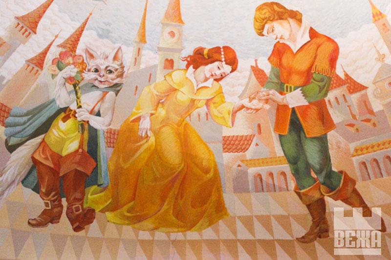 Не книжками одними: казкова стеля в бібліотеці для дітей. ФОТО, фото-8