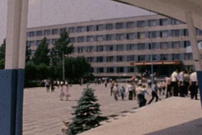 Навчання та студентське життя в інституті Нафти і Газу (1983 р.) (ВІДЕО)