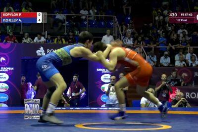 Прикарпатські спортсмени привезли медалі із Чемпіонату Європи з вільної боротьби (ВІДЕО)