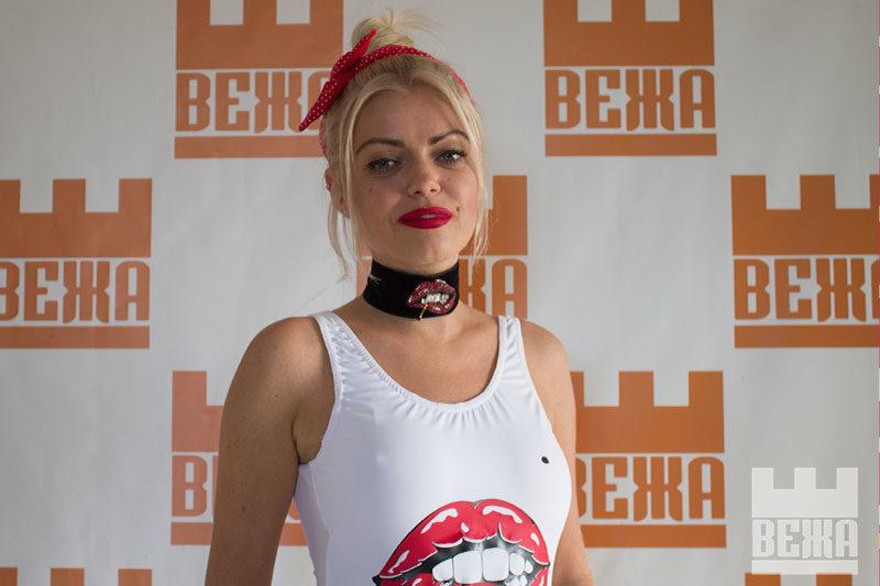 Cпівачка Юлія БАРАБАНОВА (АУДІО)