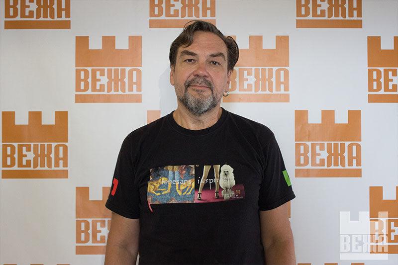 Письменник Юрій Андрухович (АУДІО)