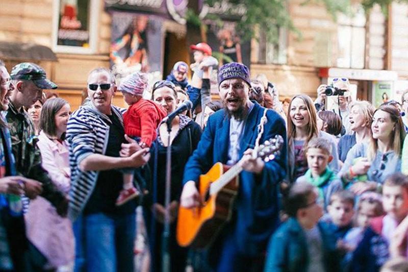 Чи знаєш ти історію франківської музики? (ФОТО-ТЕСТ)
