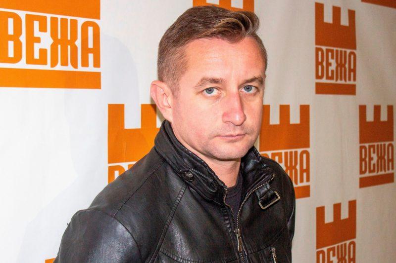 Сергій Жадан, письменник (АУДІО)