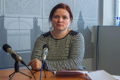 Вікторія Максимів. У пошуках роботи (АУДІО)