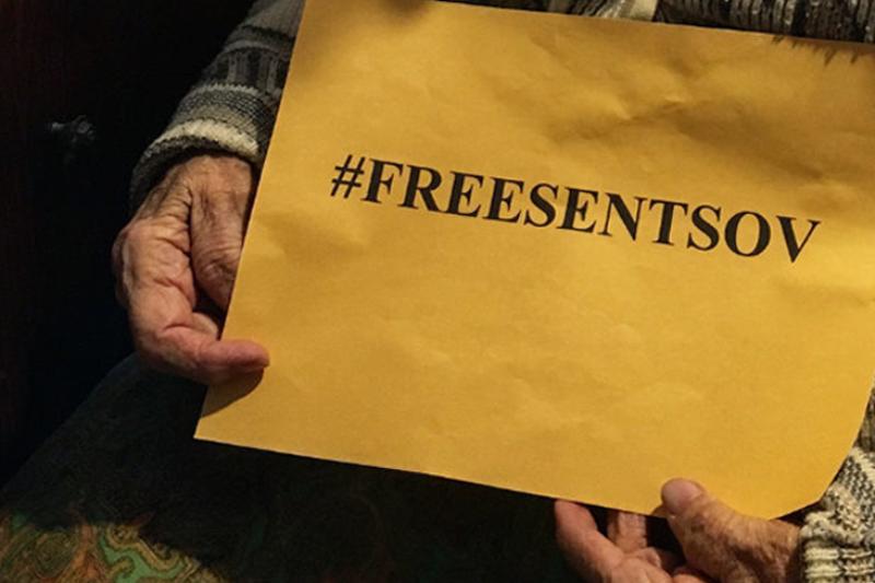 #FREESENTSOV: Політв`язні на боці правди