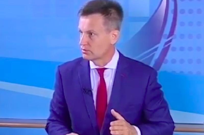 Лідер громадсько-політичного  руху «Справедливість» Валентин Наливайченко (ВІДЕО)