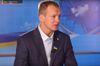 Віталій Мерінов, депутат міськради (ВІДЕО)