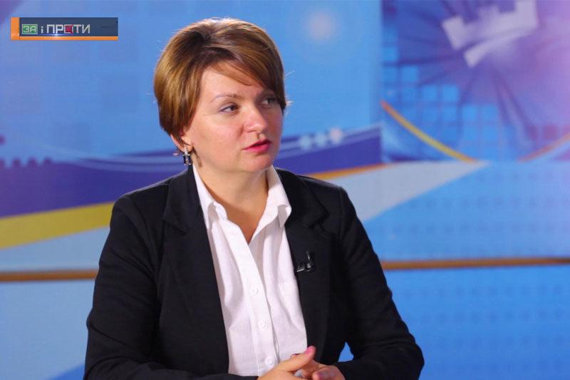 Оксана Савчук, секретар міськради (ВІДЕО)