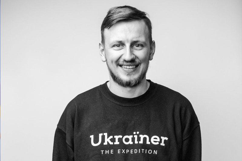 "Богдан Логвиненко, автор медіа проекту ""Ukraїner"" (АУДІО)"