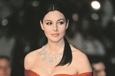 Моніка Беллуччі, італійська акторка та модель (ВІДЕО)