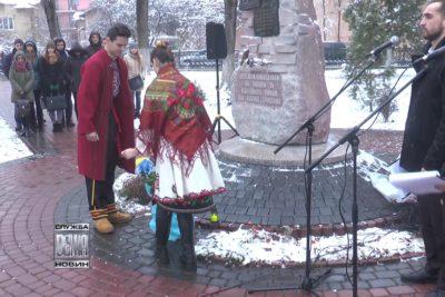 День Гідності і Свободи відзначили в Івано-Франківську (ВІДЕО)