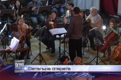 Івано-Франківські театрали запрошують на  історичну оперету (ВІДЕО)