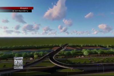 План спорудження Галицького мосту виконано на половину (ВІДЕО)