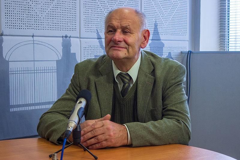 Василь Палагіцький. Шахи в нешаховій області (АУДІО)