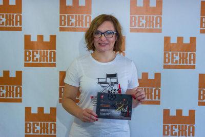 """Барбара Пацан, співорганізатор перегляду сучасного польського кіно """"Під високим замком - 2018"""" (АУДІО)"""