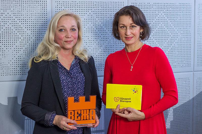Ірина Семків, голова благодійного фонду «Здорові діти» (ВІДЕО)