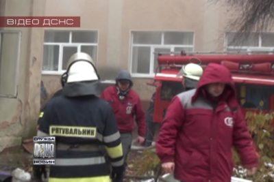 В Івано-Франківську на пожежі загинув 71-річний чоловік (ВІДЕО)